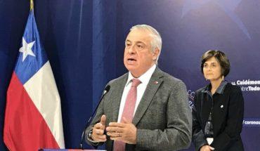 """Mañalich: """"Yo veo prácticamente imposible que en Chile se dicte una cuarentena general"""""""