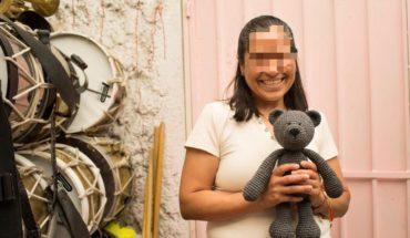 María 'bordó' su libertad luego de estar injustamente 7 años en la cárcel