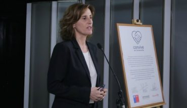 """Marcela Cubillos sobre el plebiscito por una nueva Constitución: """"Yo no soy neutral y quiero tener un rol"""""""