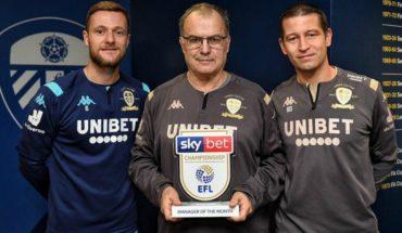 Marcelo Bielsa y jugadores del Leeds ofrecieron aplazar el cobro de sus sueldos