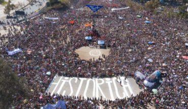 Masivas manifestaciones protagonizaron la conmemoración del Día de la Mujer en el mundo