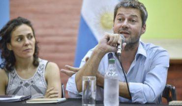 """Matías Lammens: """"El torneo local y la Copa Libertadores se juegan sin modificaciones"""""""