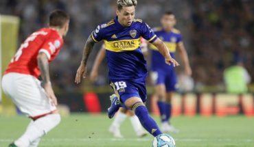 Mauro Zárate, afuera de los 18 concentrados de Boca para la definición