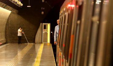 Metro de Santiago confirmó que siete trabajadores están contagiados por Covid-19