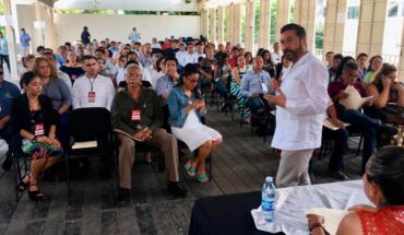 Michoacán tiene potencial para ubicarse entre los más desarrollados del país: Víctor Báez