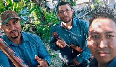 Michoacanos tan ocurrentes, le componen canción al coronavirus (Video)
