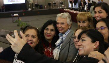 Mujeres no están enojadas con el gobierno, sino por la violencia: Segob