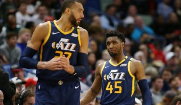 NBA: Rudy Gobert y Donovan Mitchell se recuperaron de coronavirus