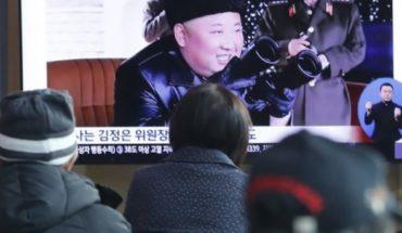 """Norcorea lanza proyectiles tras anunciar acción """"enérgica"""""""