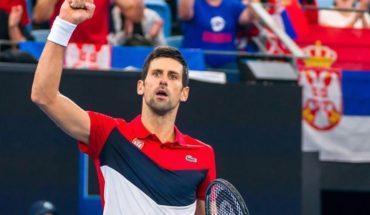 Novak Djokovic donó un millón de euros a varios hospitales en Serbia