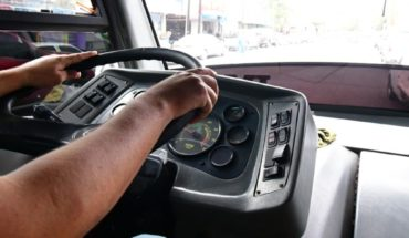 Operador de transporte es suspendido por acoso sexual