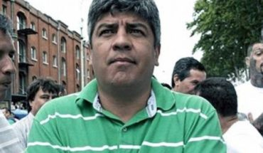 """Pablo Moyano: """"Que no jodan con los camioneros en la ruta"""""""