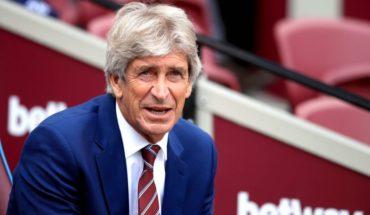 Pellegrini fue uno de los técnicos mejores pagados del mundo en West Ham