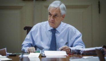 Piñera respaldó reprogramación del plebiscito por una nueva Constitución