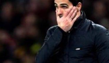Preocupación en el fútbol inglés: entrenador del Arsenal da positivo por coronavirus