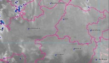 Pronóstico del clima en el Bajío de México hoy 9 de marzo