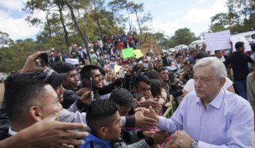 Pueblos de Oaxaca piden a AMLO no hacer eventos para evitar contagio de COVID-19