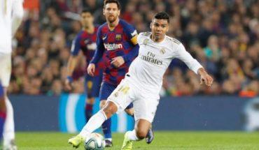 Qué canal transmite Real Madrid vs Barcelona por TV: Clásico La Liga 2020