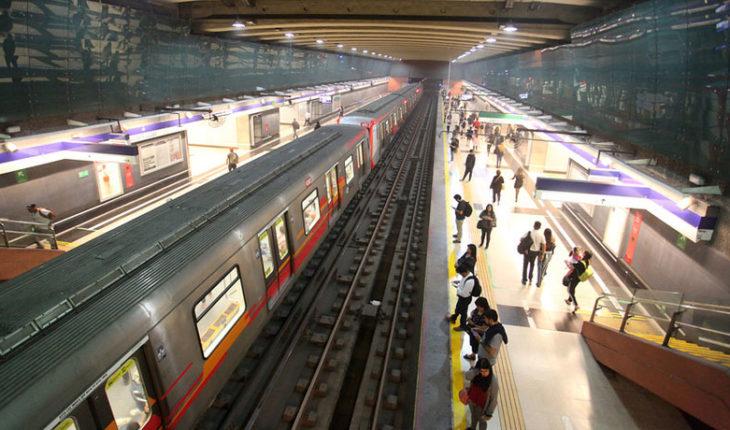 Se confirma el primer funcionario de Metro de Santiago contagiado por Covid-19
