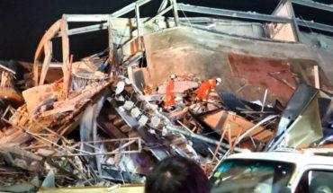 Se derrumba hotel con contagiados por Covid-19 en china; hay varias víctimas