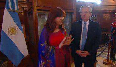 Se supo: ¿qué le dijo Cristina a Alberto Fernández en el inicio de sesiones?