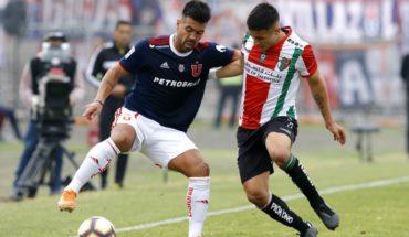 """Se suspendió el partido entre la """"U"""" y Palestino por falta de estadio"""