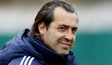 """Sergio Batista reconoció contactos con Colo Colo y que la negociación """"va bien"""""""