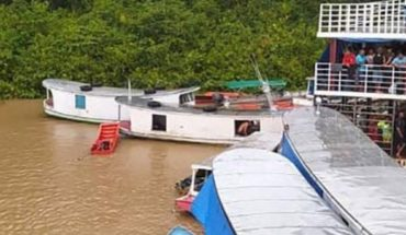 Sube a 13 el número de muertos tras un naufragio en Brasil