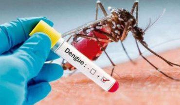 Sube la cantidad de infectados por dengue