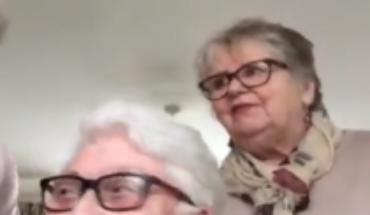 Tienen 73 años y decidieron pasar la cuarentena juntas: tres abuelas y amigas llevan el aislamiento a otro nivel