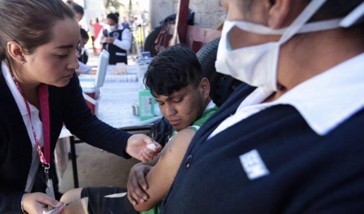 Van 16 casos de sarampión en CDMX; hay suficientes vacunas, dice Salud