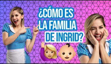 ¿Cómo es la familia de Ingrid?