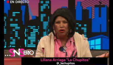 ¿Quién es La Chupitos? | SNSerio
