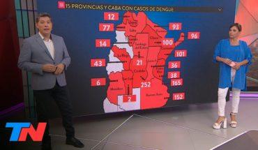 ALERTA: DENGUE | El mapa del dengue en la Argentina y qué hacer para prevenirlo