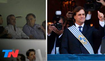 Alberto Fernández, ausente en la asunción de Lacalle Pou: señalez cruzadas entre Argentina y Uruguay