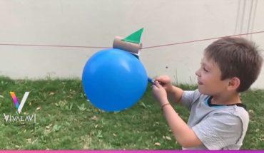 Cómo hacer un cohete espacial en casa | Vivalavi