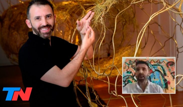 Coronavirus - Argentinos contagiados | El orfebre Marcelo Toledo se infectó y se recupera