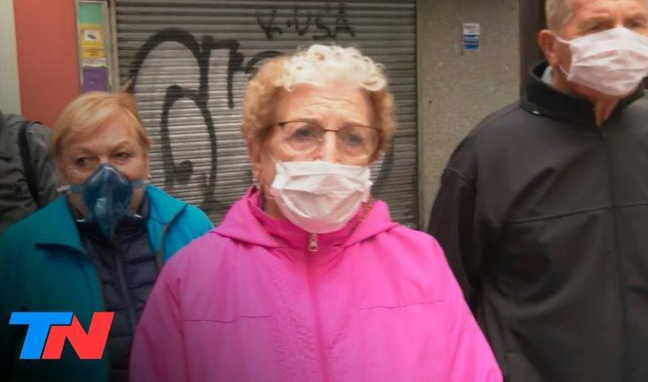 Coronavirus   La pesadilla de los jubilados argentinos varados en España: se sienten abandonados
