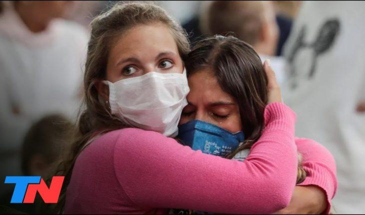 Coronavirus | Ya son 589 los infectados y 12 muertes en el país