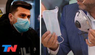 Coronavirus: en medio de la preocupación mundial, las avivadas argentinas | Aumentaron los barbijos