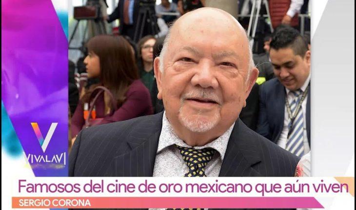 Famosos del cine de oro mexicano que aún viven