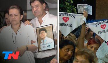 """Fernando cumpliría 19 años   Su mamá: """"Todos los días me pregunto por qué le hicieron esto"""""""