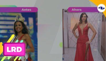 La Red: así les fue a 3 ex Señoritas Colombia en el reto del vestido de La Red - Caracol Televisión