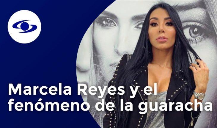 Marcela Reyes y el fenómeno de la guaracha que se está tomando al mundo -  Caracol Tv