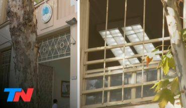 Una nena cayó desde el segundo piso del jardín de infantes de Palermo: sigue internada