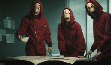 """Video: nuevo adelanto de la cuarta temporada de """"La Casa de Papel"""""""