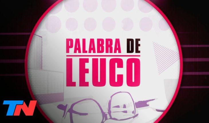 """""""PALABRA DE LEUCO"""" (3/3/2020)"""