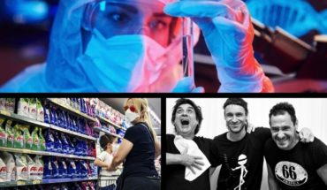 225 coronavirus infected in Argentina; Italy and Spain are extremely measured; supermarkets serve 7 to 20; Divided into quarantine; The Simulators ask to take care of yourself and more...