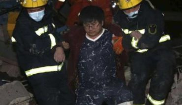 Adding 10 dead in China after quarantined hotel collapse