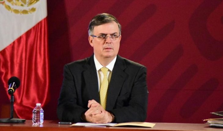 Administrative or even penalty sanctions, for those who fail to comply with closures: Ebrard